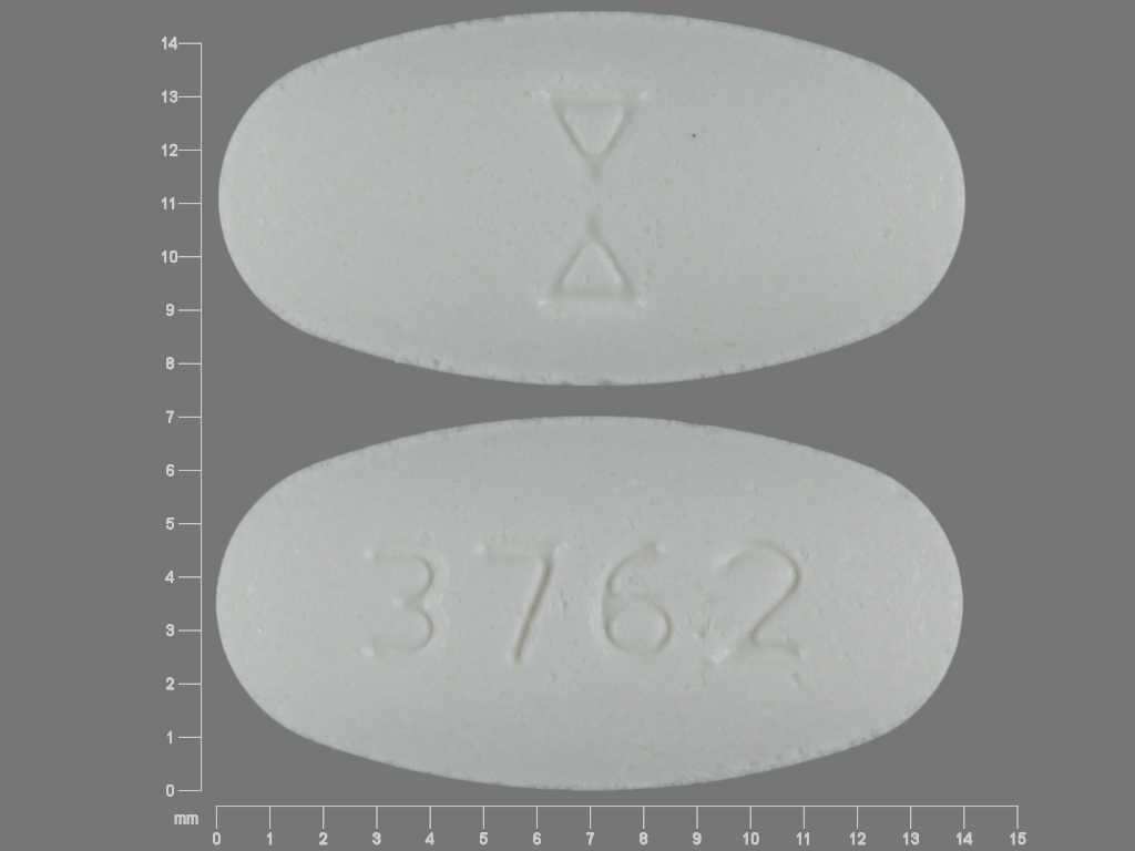 Lisinopril 30 mg 3762 Logo