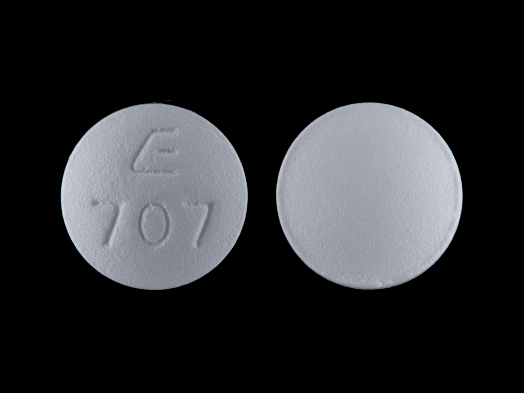 Bisoprolol Fumarate and Hydrochlorothiazide E 707