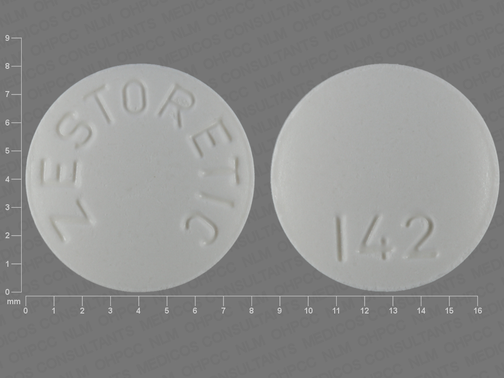 Zestoretic 12.5 mg / 20 mg ZESTORETIC 142