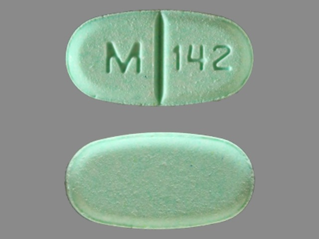 Glyburide (micronized) 6 mg M 142