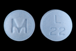 Lisinopril 2.5 mg M L 22