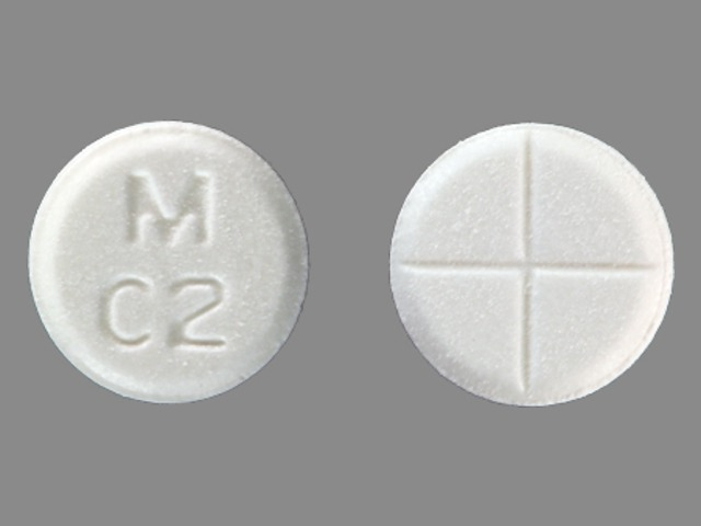 Captopril 25 mg M C2