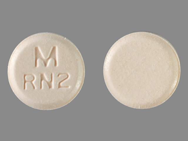 Risperidone (orally disintegrating) 2 mg M RN2
