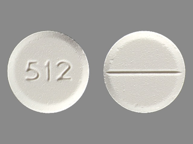 Acetaminophen and Oxycodone Hydrochloride 512