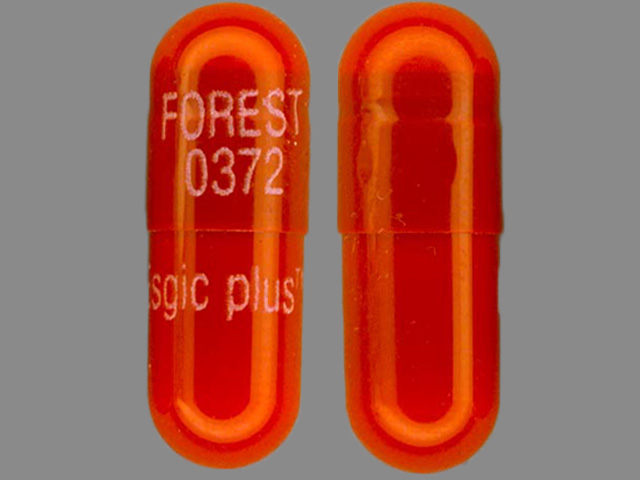 ESGIC-PLUS Esgic Plus FOREST 0372
