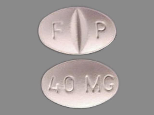 Celexa 40 mg F P 40 MG
