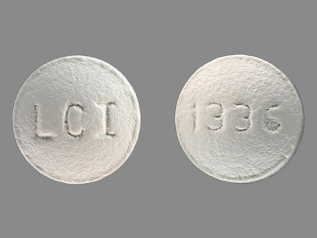 Doxycycline hyclate 20 mg LCI 1336