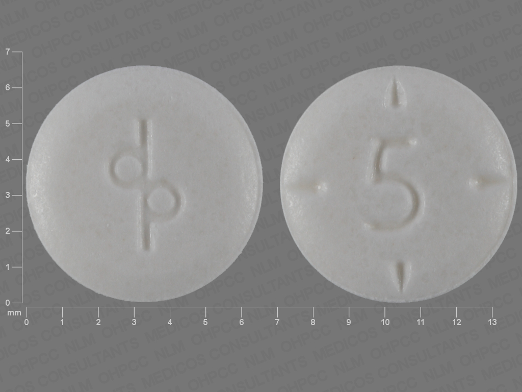 Adderall 5 mg dp 5