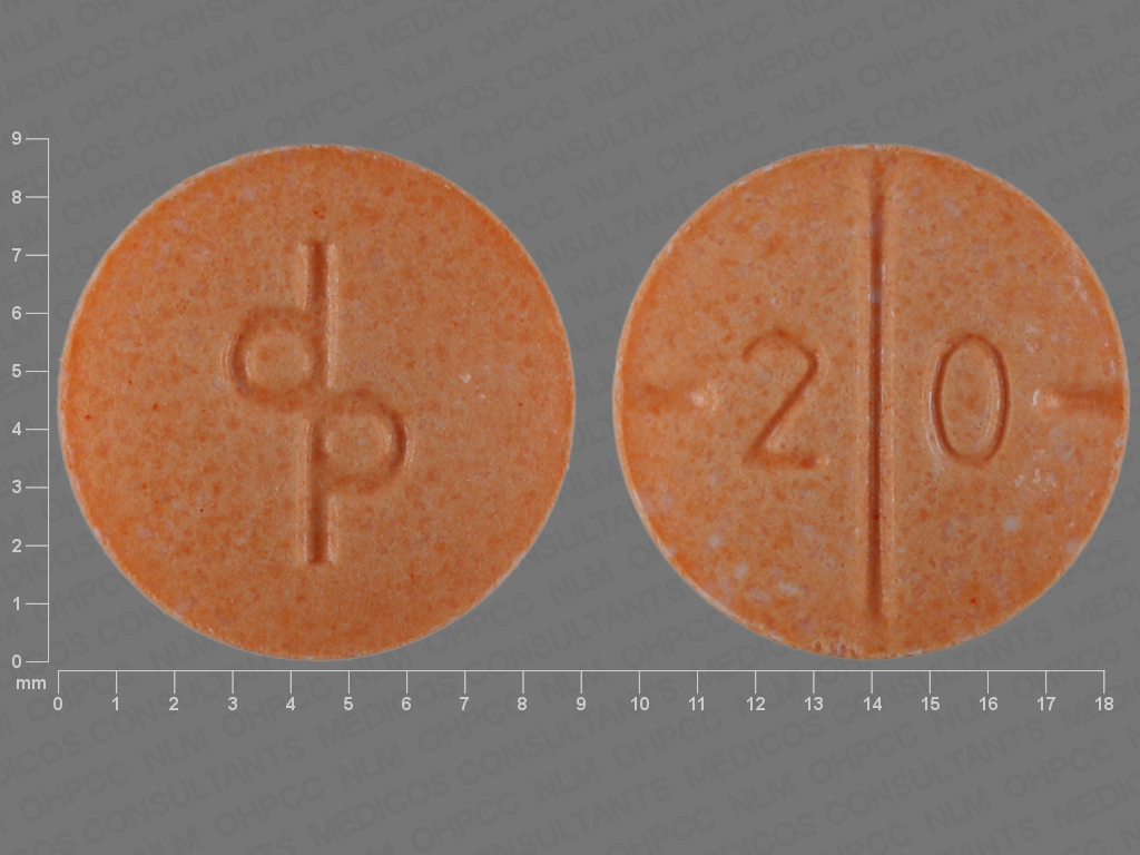 Adderall 20 mg dp 2 0