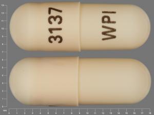 Nizatidine 150 mg 3137 WPI