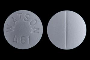 Glipizide 10 mg WATSON 461