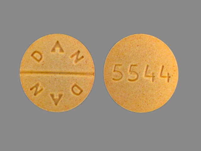 Allopurinol 300 mg 5544 DAN DAN