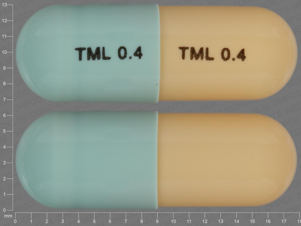 Tamsulosin Hydrochloride TML 0.4 TML 0.4