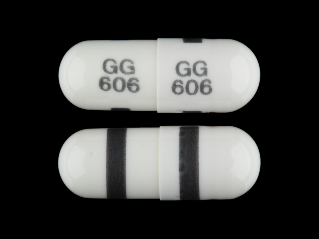 Hydrochlorothiazide and triamterene 25 mg  / 37.5 mg GG 606 GG 606