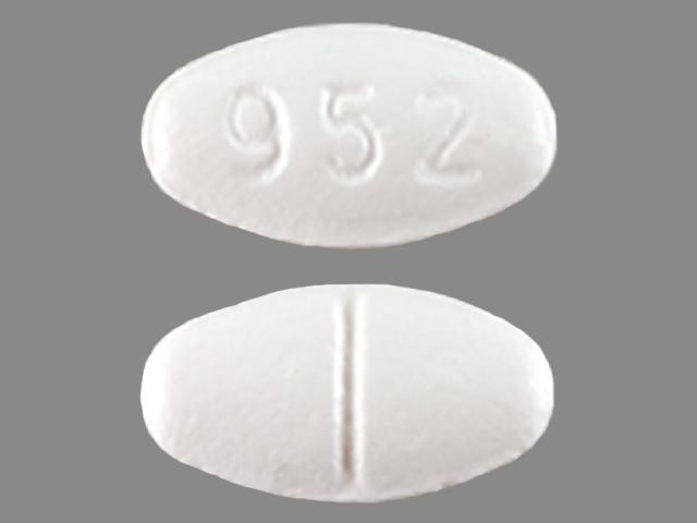 Losartan potassium 50 mg 952