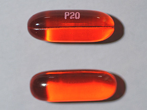 Docusate sodium 250 mg P20