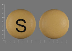 Pill Imprint S (Sanctura 20 MG)