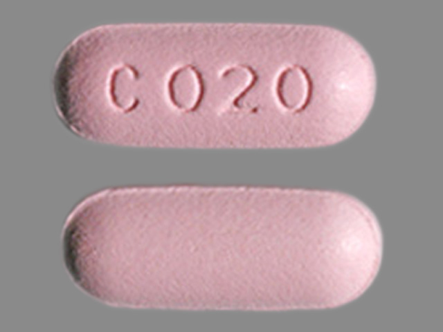 Pill Imprint C020 (Covaryx HS esterified estrogens 0.625 mg / methyltestosterone 1.25 mg)