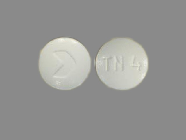Trandolapril 4 mg