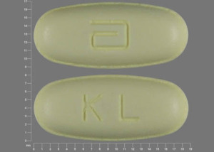 Pill Imprint a KL (Biaxin 500 mg)