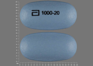 Simcor 1000 mg / 20 mg a 1000-20