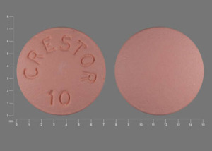 Crestor 10mg Side Effects