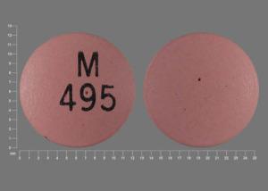 Nifedipine ER M 495