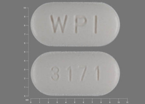 Alendronate sodium 35 mg WPI 3171