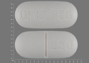 Gris-peg ultramicrocrystalline 250 mg GRIS-PEG 250