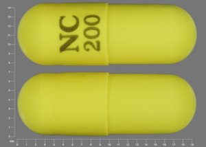 Carbamazepine extended release 200 mg NC 200