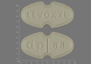 Levoxyl 88 mcg (0.088 mg) LEVOXYL dp 88