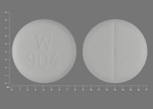 Captopril 50 mg W 904