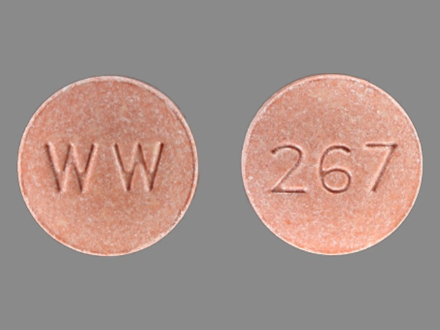 WW 267, Lisinopril
