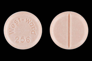 Hydrochlorothiazide West-ward 256