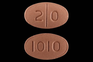 Citalopram systemic 20 mg (1010 2 0)