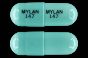 Indomethacin 50 mg MYLAN 147 MYLAN 147