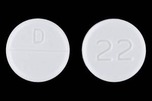 Atenolol 50 mg D 22