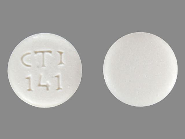 Lovastatin 10 mg CTI 141