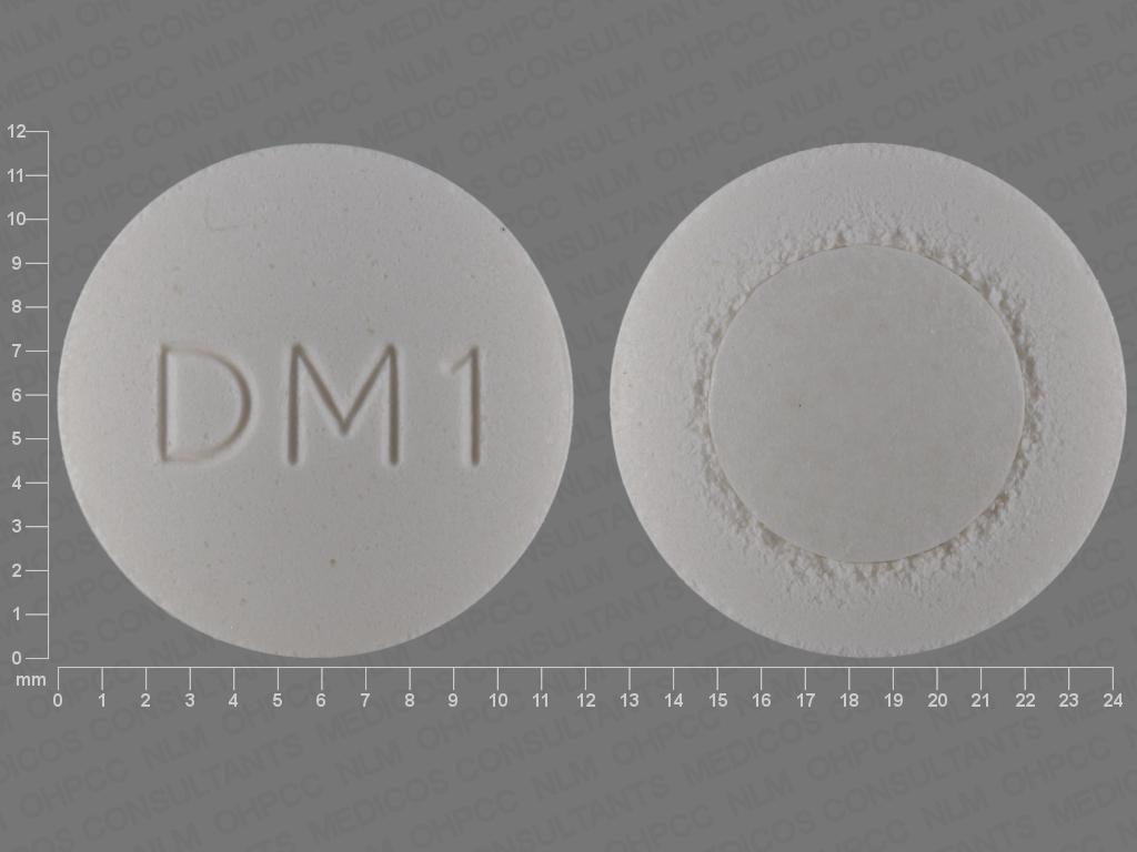 Diclofenac sodium and misoprostol delayed-release 75 mg / 200 mcg DM1