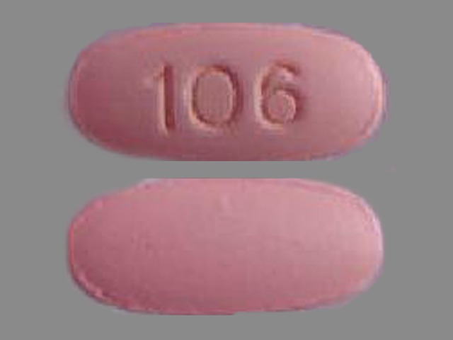 Methenamine mandelate 1 gram 106