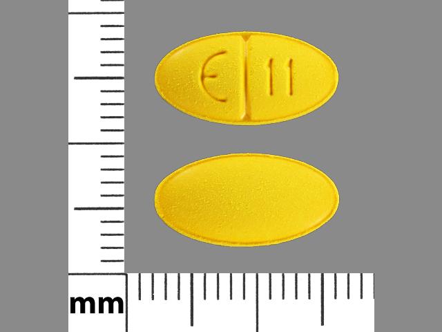 Sulindac 200 mg E 11