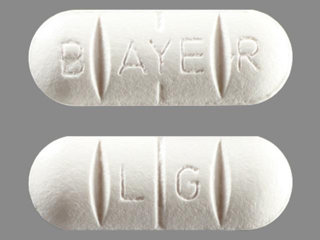 Biltricide 600 mg BAYER LG