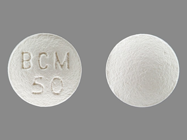 Bicalutamide 50 mg BCM 50