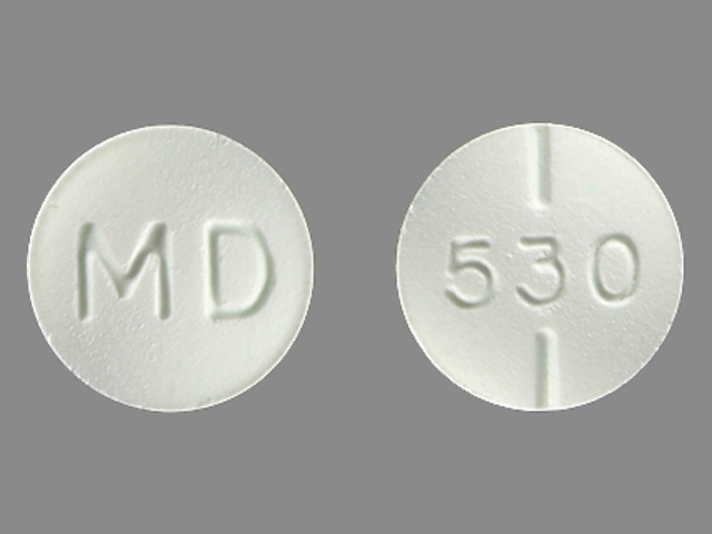 Methylphenidate Hydrochloride MD 530