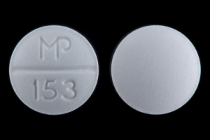 Atenolol and Chlorthalidone MP 153