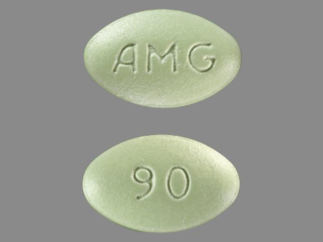 Sensipar 90 mg AMG 90