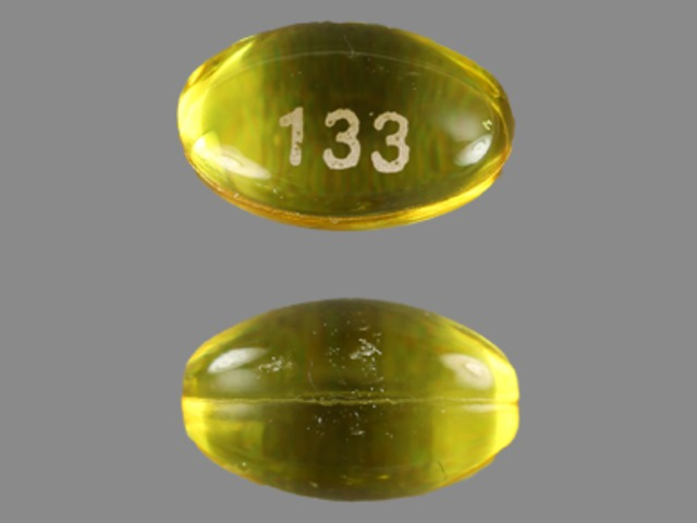 Benzonatate 100 mg 133