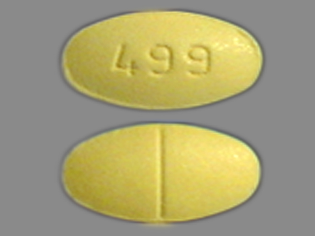 Mirtazapine 15 mg 499