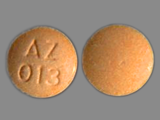 Aspirin (chewable) 81 mg AZ 013