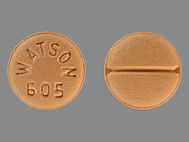 Labetalol hydrochloride 100 mg WATSON 605